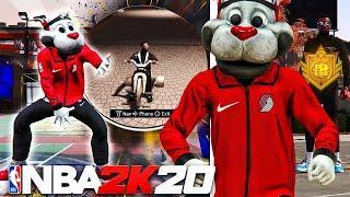 NBA 2K20 MASCOTS! ELITE 3 MYREP - TRIKE, MASCOTS, EXCLUSIVE SUITS & FIREWORKS! THE BEST PLAYMAKER!