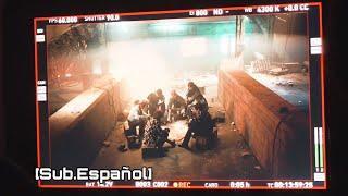 "[SUB.ESPAÑOL] ATEEZ(에이티즈) - ""Fireworks (I'm The One)"" MV Behind"