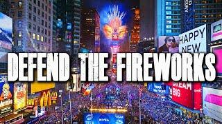 TIMES SQUARE: DEFEND THE FIREWORKS (Call of Duty Custom Zombies Map)