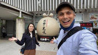 """Omagari Akita """"Fireworks Town"""" Street View Tour"""