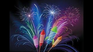 Фейерверки, Пиротехника, Петарды, Салют, Бенгальские огни, Хлопушки, Гирлянды на Новый год