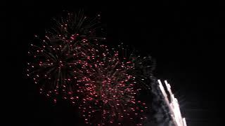 8 minutes of fireworks