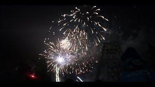 FIREWORKS DRAYTON MANOR 2018