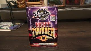 NIGHT THUNDER - MIRACLE FIREWORKS