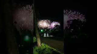 【ハウステンボス】「夏一番花火大会」2017