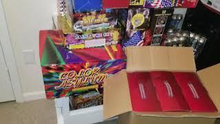 2019 Fireworks Stash 2.0