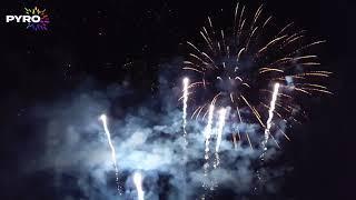 Пиро-музыкальный фейерверк Time to Say Goodbye - Andrea Bocelli & Sarah Brightman