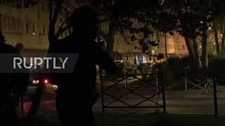 France: Fireworks, tear gas fly as riots continue in Paris suburbs