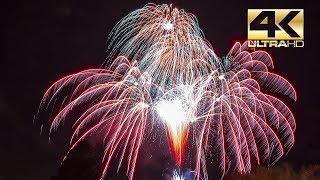⁽⁴ᴷ⁾ Aartselaar - Heikens Kermis Vuurwerk  Fair Fireworks 2018 - DBK Fireworks