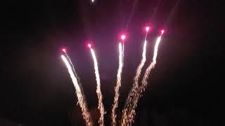 Alien Abduction (Flashing Fireworks) Awesome 500 gram cake. Bushy tails, crossetts!!!
