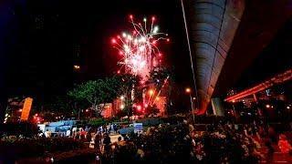 NDP 2019 Fireworks - Jurong East