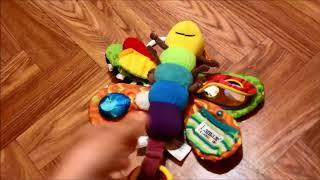 Светлячок Фредди из Китая Aliexpress   Развивающая игрушка Lamaze Бабочка