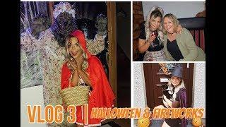 VLOG 3 | Halloween & Fireworks