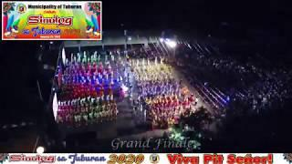 Sinulog sa Tuburan 2020 Grand Finale & Fireworks Display
