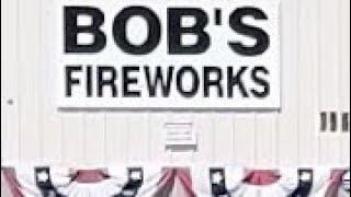 The Ultimate Vintage Fireworks Collection!!(BOB'S FIREWORKS)