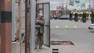 Оригинал записи СТВ с моментом взрыва 1 ноября в Минске