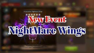 #NewEvent 05.04.2019 #NightMare #WingsMorph #FireWorks #Eoc Era Of Celestials @ TimeFly Gaming