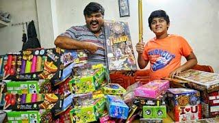 AK-47 and hand grenades | fun-filled fancy crackers from Lima Fireworks, Sivakasi