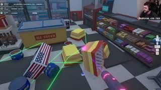 Pierwsze wrażenia z symulatora fajerwerków - Fireworks Mania - An Explosive Simulator