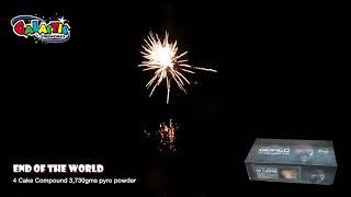 End Of The World Galactic Fireworks