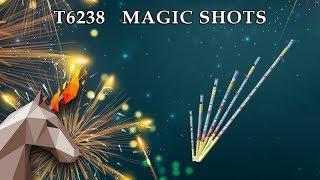 "T6238 MAGIC SHOTS (0.3"" х 20) пиротехника оптом ""ОГОНЁК"""