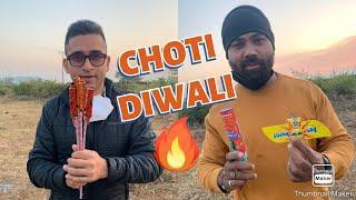 HAPPY DIWALI 2020-CELEBRATING CHOTI DIWALI