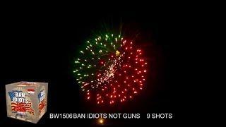 BoomWow! Fireworks: Ban Idiots Not Guns NOAB DEMO