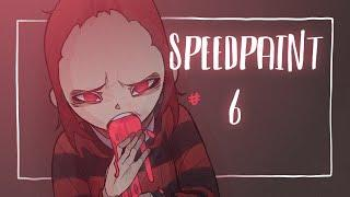 SPEEDPAINT #6 ►(BLOOD WARNING)◄