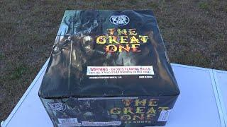 63 SHOTS THE GREAT ONE by CERTIFIED BLACK LABEL FIREWORKS