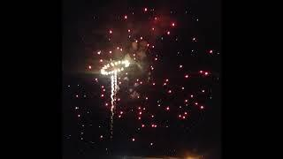 2020 Pandemic Pyro-therapy: Highest Fireworks in The World at Cripple Creek Colorado July 4th