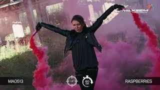 МА0513 Raspberries  Цветной дым густой Малиновый 60 секунд