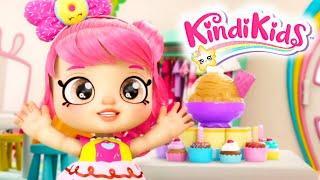 Кинди Кидс -  День рождения! - Сборник - Веселый мультфильм для девочек