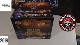 WILLOW EXPLOSION - RACCOON FIREWORKS