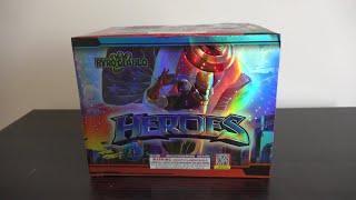 HEROES by PYRO DIABLO FIREWORKS