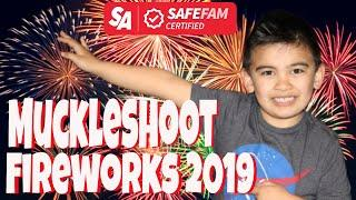 Muckleshoot Reservation Pre Fourth of July 2019 Fireworks Show - Ok4kidstv Travel