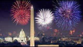 Full Show: Fireworks at 4th of July Celebration in Washington, DC 2019