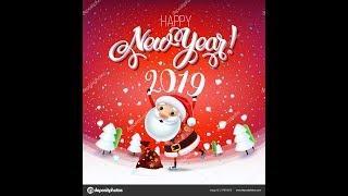 Отмечаем вместе с вами новый год!/Я уезжаю в поездку