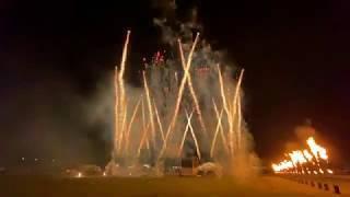 Perth Royal Show Fireworks - 2019!