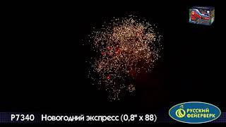 Р7340 НОВОГОДНИЙ ЭКСПРЕСС