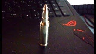 Как сделать патрон из латуни?#бабуля пуля#