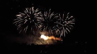Eastnor Castle fireworks competition 2019