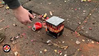 Burning Salvo : Herlat : Daylight Fireworks : 25 Shots : 180 gram