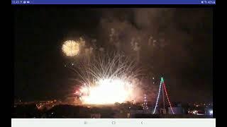 Lija Fireworks Malta 2019 - Festa tas-Salvatur 6 ta Awwissu