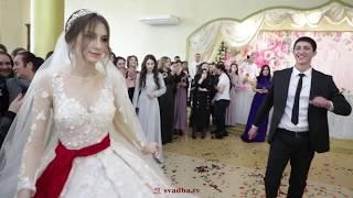 #Танец жениха и невесты #лезгинская свадьба.  - Банкетный зал ЯР. Гр. #Беневша