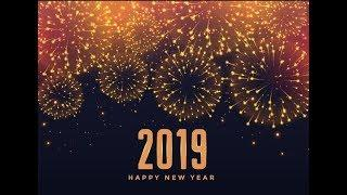 New York, Washington DC fireworks  || Happy New Year 2019 fireworks