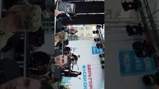 """Группа """"Город 312"""" день города Новосибирска, 2019г"""