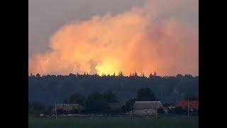 ЧП в Ичне: почему в стране взрывается уже пятый склад боеприпасов? (пресс-конференция)