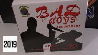 BAD BOYS 500G CAKE ASSORTMENT - ZOMBIE BRAND FIREWORKS