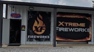 Fireworks Store Tour