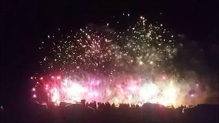 Blackjack Fireworks demo finale 2019!!